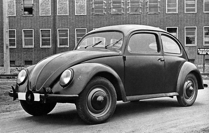 Adolf Hitler's Volkswagen